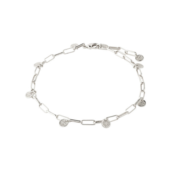 pilgrim jewellery River ankle chain