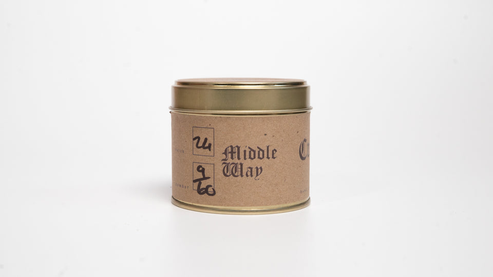 Cremate London Incense - Middle Way Tin