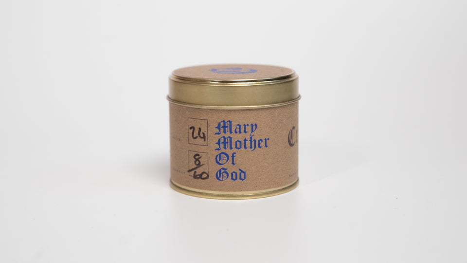 Cremate London Incense - Mary Mother Of God Tin