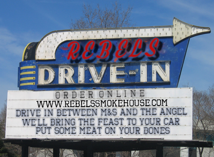 Rebels' Drive-In