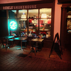 Rebels' Smokehouse Beverley Winter's Night