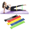 Rubber Resistance elastic Bands For Fitness Indooor Yoga