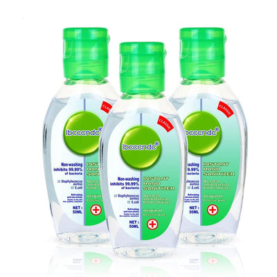 Antibacterial Hand Sanitizer Gel (50 ml)