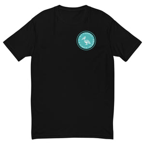 "THE PELICAN SHOP T-SHIRT ""BLACK"""