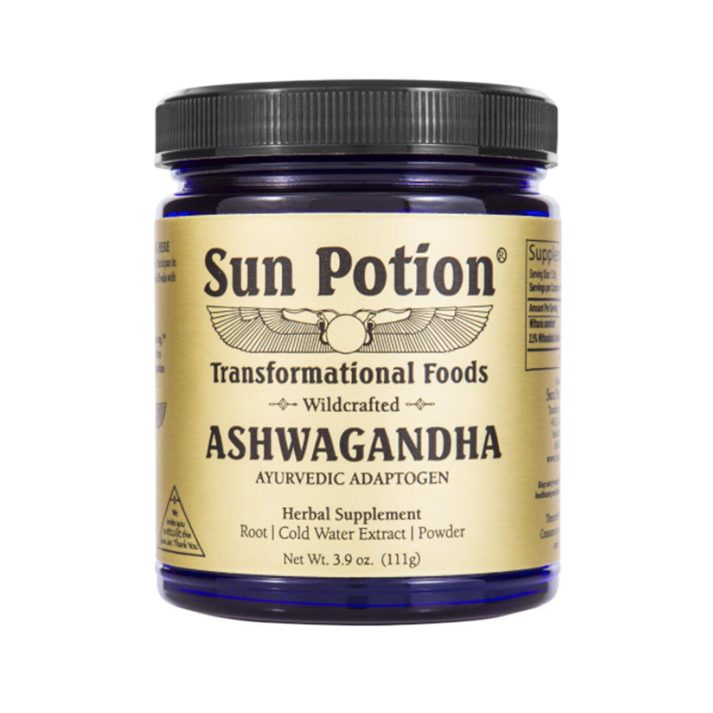 Ashwaganda (WIldcrafted)