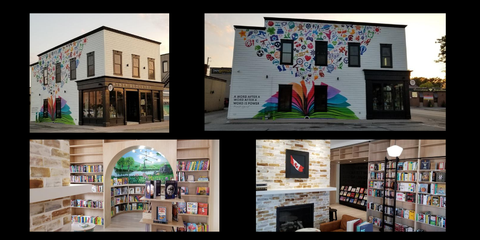 Books and Booksellers (and a Grand Opening!)