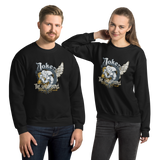 Joker, The Wild Card | Soft and Comfortable Sweatshirt | Unisex
