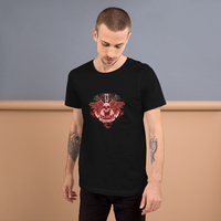 Bloody 13 The Lucky One | Premium Short-Sleeve T-Shirt | Soft & Comfortable | Unisex