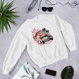 California Ride | Soft and Comfortable Sweatshirt | Unisex