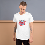 Gothic Love | Premium Short-Sleeve T-Shirt | Soft & Comfortable | Unisex
