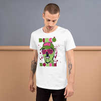 Disco Zombie | Premium Short-Sleeve T-Shirt | Soft & Comfortable | Unisex