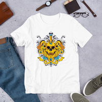 Yellow Monster | Premium Short-Sleeve T-Shirt | Soft & Comfortable | Unisex