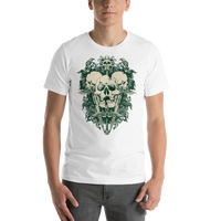 Skulls | Premium Short-Sleeve T-Shirt | Soft & Comfortable | Unisex