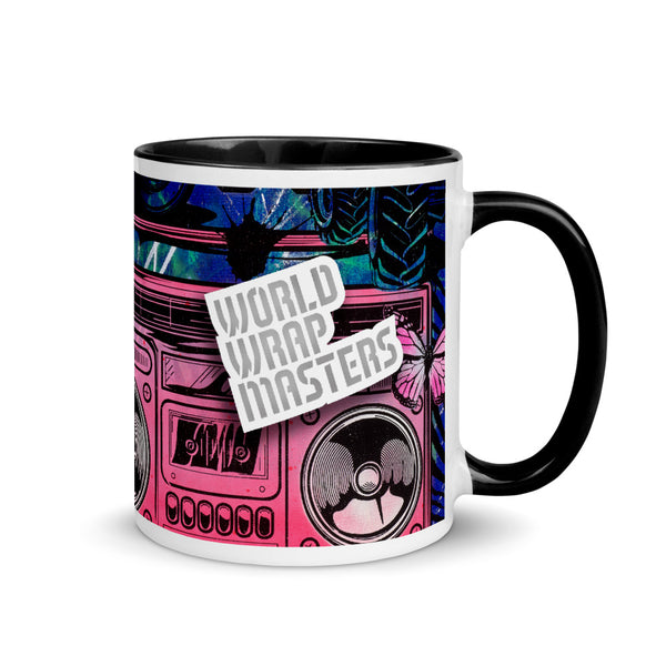 WWM Mug with Color Inside