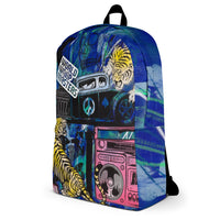 WWM All-Over Print Backpack