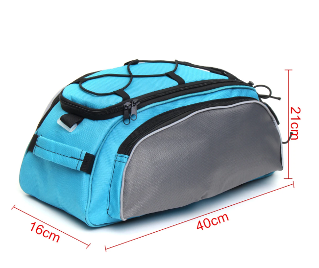 TOTEIT™ Cycling Pannier Multi-purpose Rear Rack Bike Bag