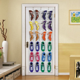 24 Pocket Door Shoe Organizer