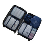6 Pcs/Set Fashion Travel Bags