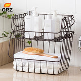 Metal Wire Storage Basket
