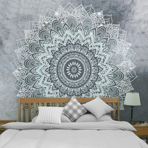 Indian Wall Hanging Mandala Blanket