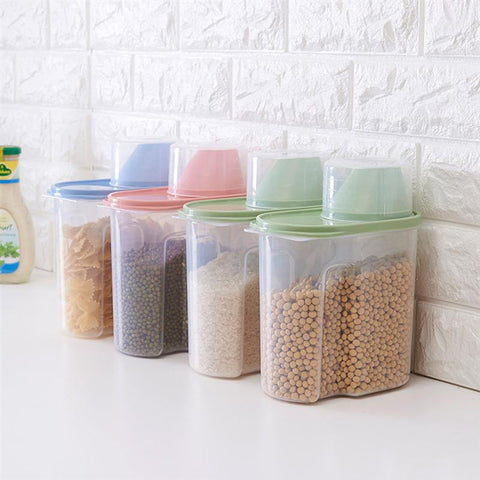 Storage Container for Dry Food