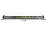 "20"" SLIM COMBO SINGLE ROW LED BAR - BARE Outfitters Co."