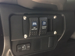 2016-2020 TOYOTA TACOMA ROCKER 3 - SWITCH PANEL - BARE Outfitters Co.