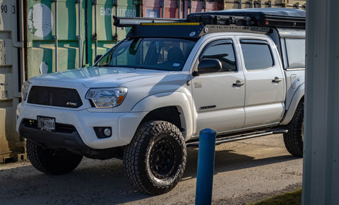 AL OFFROAD Toyota Tacoma Roof Rack - 2nd Gen - BARE Outfitters Co.