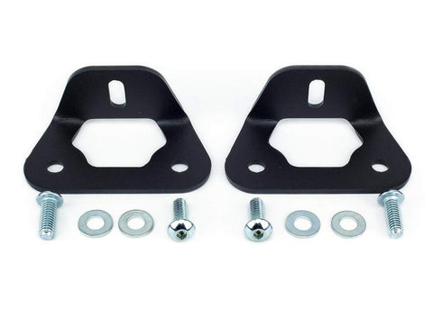 TOYOTA TRUCK BED RAIL POD MOUNTING BRACKETS - BARE Outfitters Co.