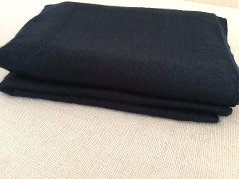 Blue Night Alpaca Blanket