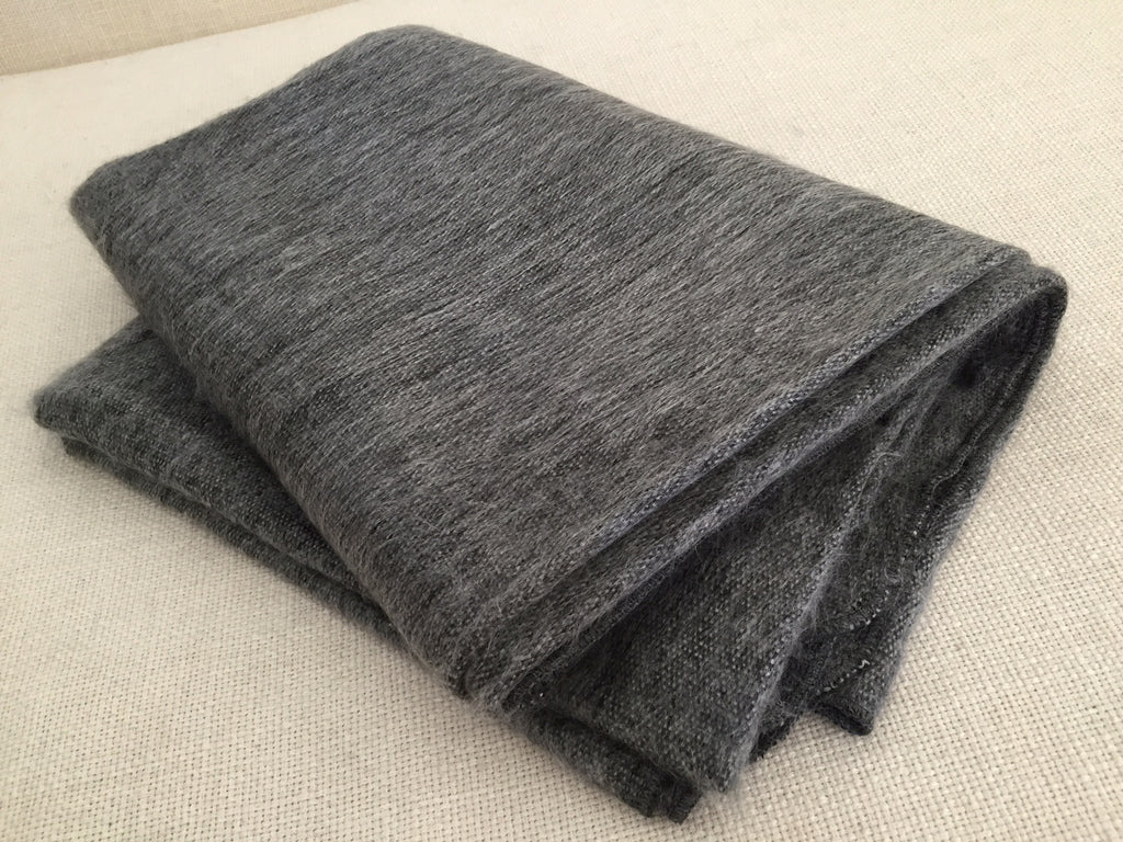 Cozy Days Alpaca Blanket