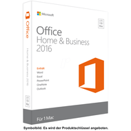 Microsoft Office Mac Home & Business 2016