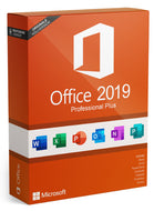 Microsoft MS Office Professional Plus 2019 (32/64 Bit) German