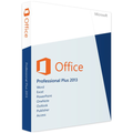 Microsoft MS Office Professional Plus 2013 (32/64 Bit)