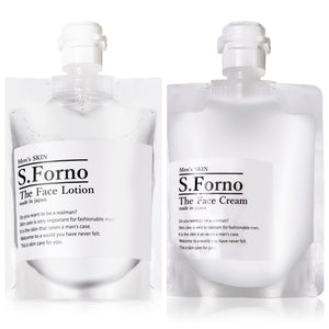 S.Forno The Face Lotion & Cream(セット)