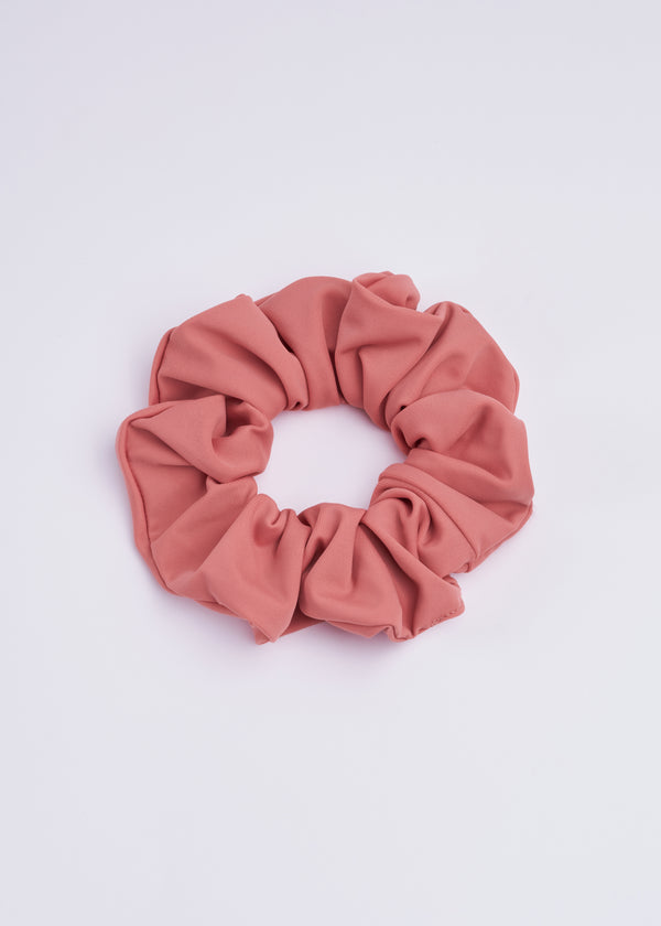 Scrunchie - Coral pink - Save The Wave