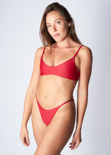 Skinny strap bikini bottom - Sea star - Save The Wave