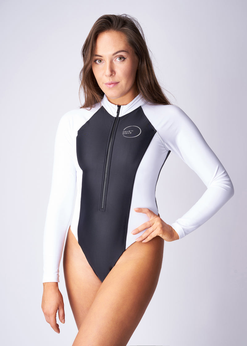 "Second-skin surfsuit - ""Beach break"" - Save The Wave"