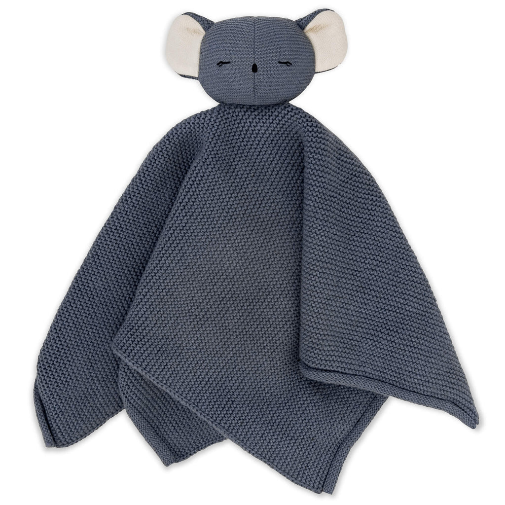 Baby Bello - Kiki the Koala Comforter - Stone Blue Baby Bello