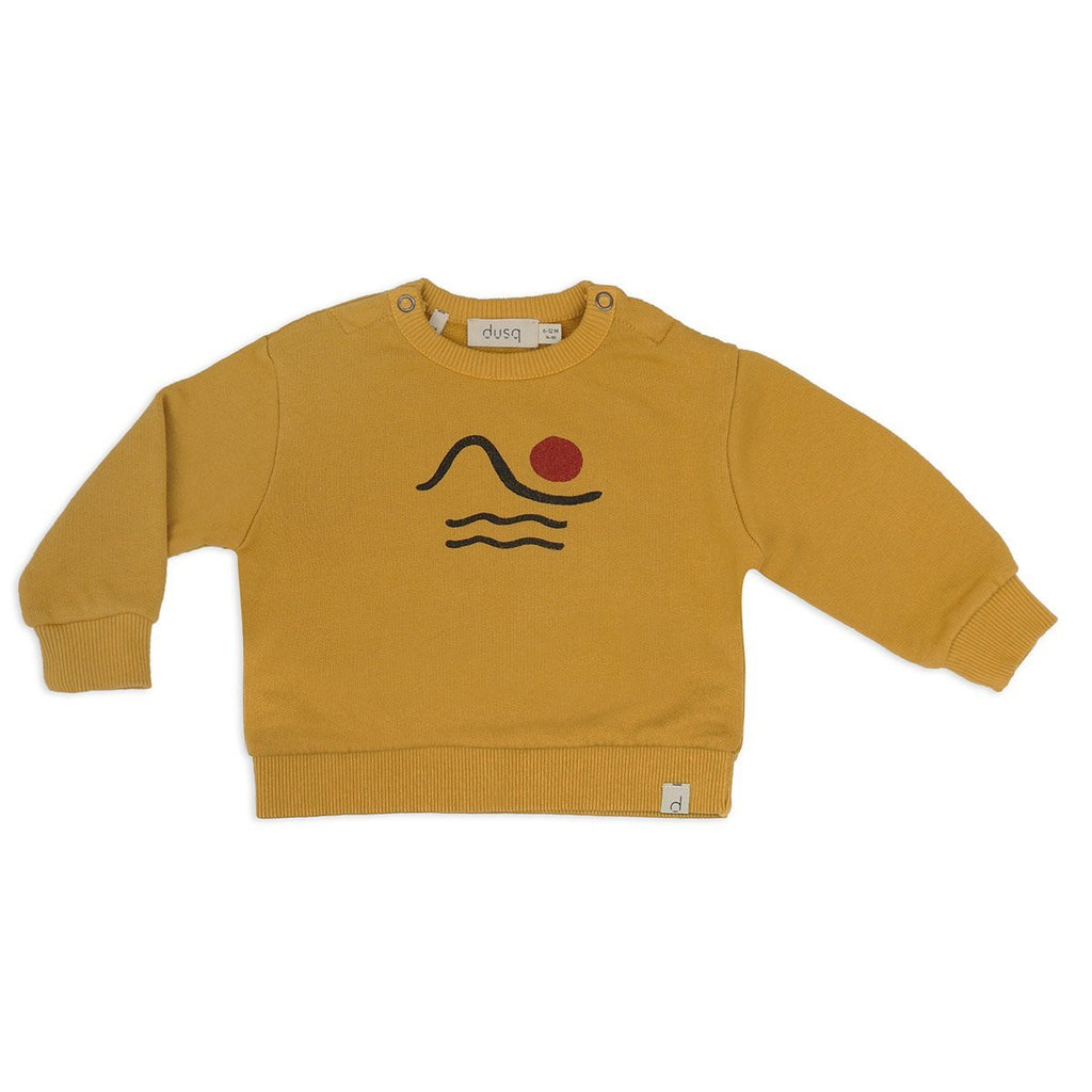 Dusq - Sweater - Mellow Yellow Dusq