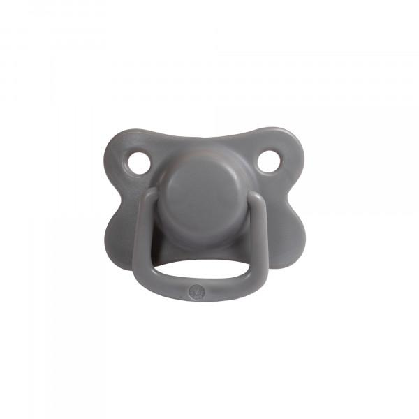 Filibabba - Pacifier Set +6 Months - Dark Grey Filibabba