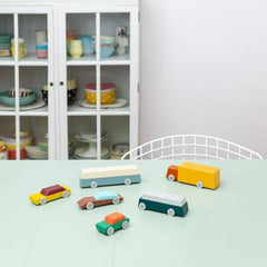 Ikonic Wooden Cars