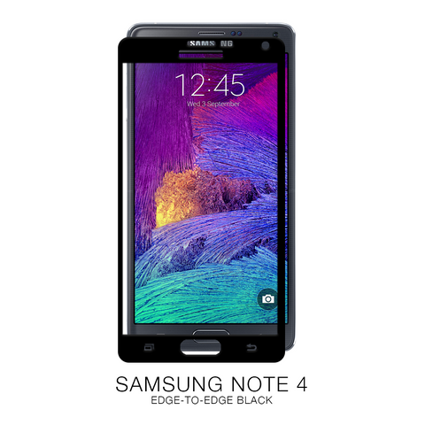 Samsung Note 4 - Black