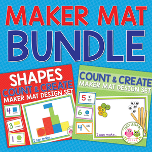 Maker Mat Count & Create Bundle