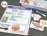 Space Dramatic Play Printables