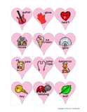 Valentine's Day Alphabet and Beginning Sound Activity
