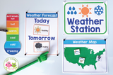 Weather Station Dramatic Play Printables