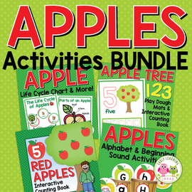 Apple Activities Bundle