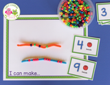 Count & Create Maker Mat Design Set