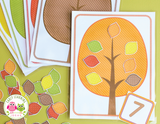 Fall Tree Counting Activity
